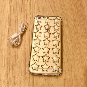 Accessories - [NEW] 3D star clear case